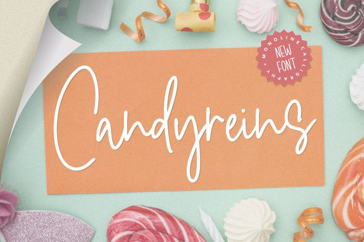 Candyreins Font