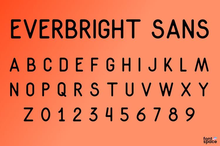 Everbright Sans Font