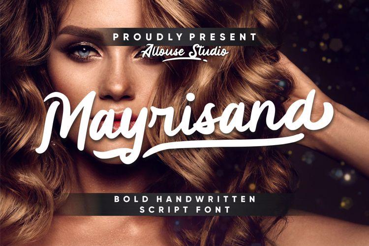 Mayrisand Font