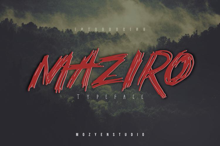 Maziro Font