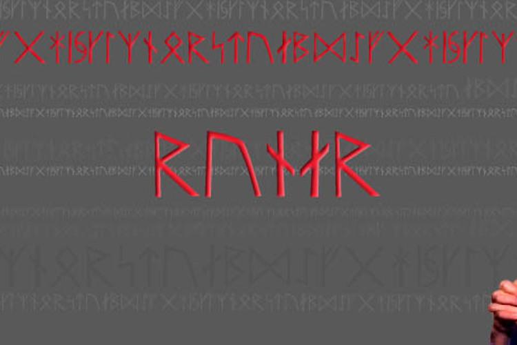 Runar Font
