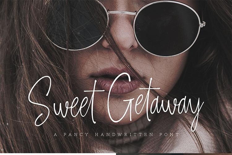 Sweet Getaway Font
