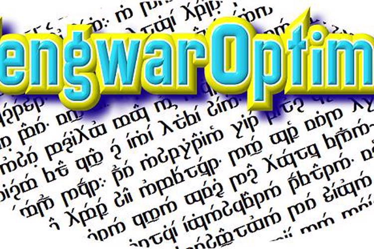 TengwarOptime Font