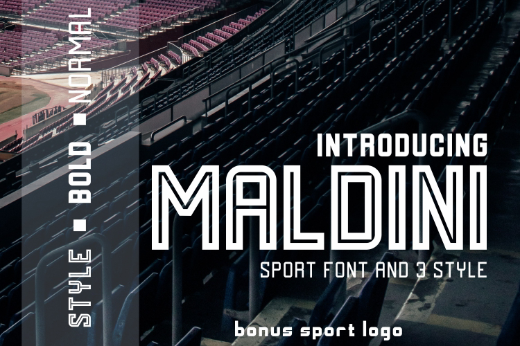 MALDINI Font