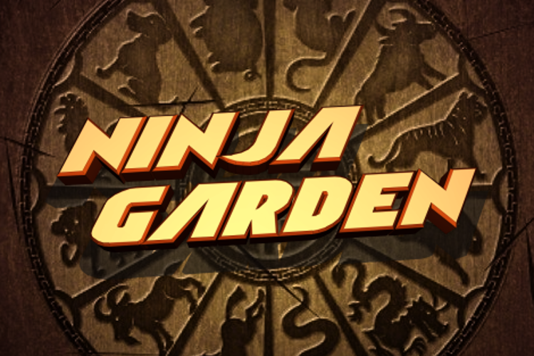 Ninja Garden Font