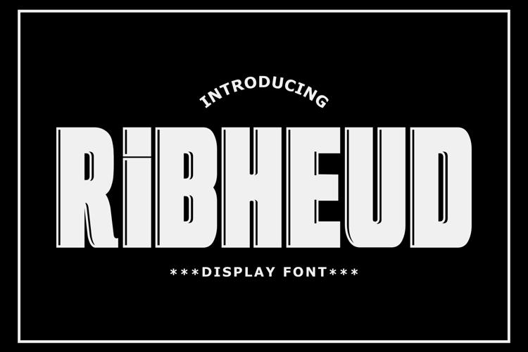 Ribheud Font
