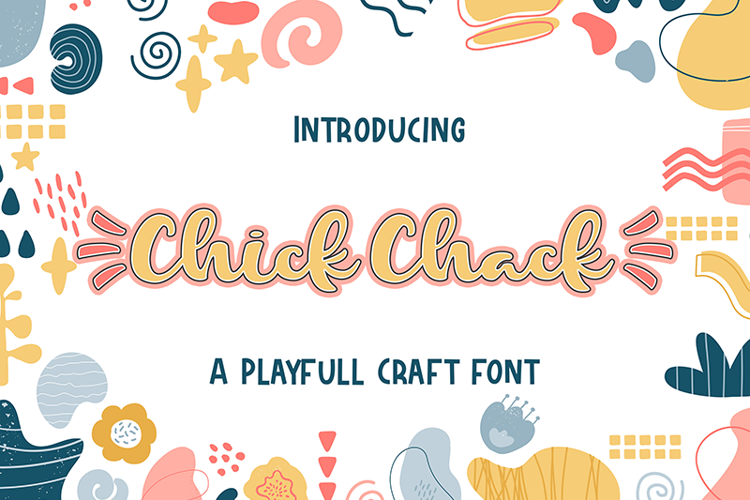 Chick Chack Font