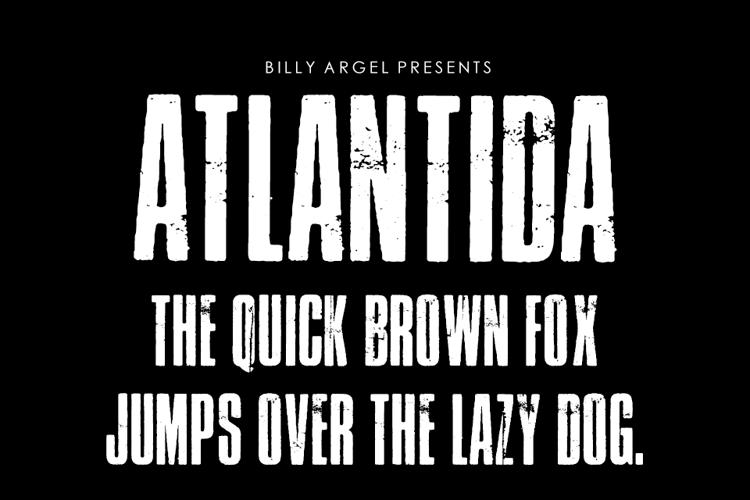 Atlantida Font