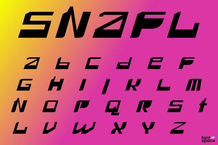 SNAFU Font