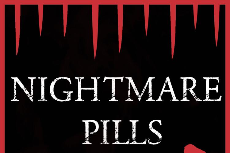 NIGHTMARE PILLS Font