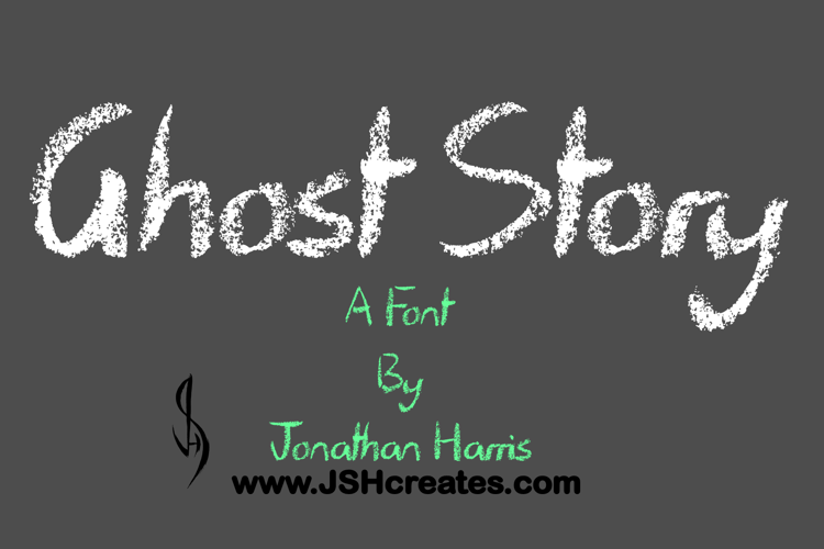 Ghost Story Font