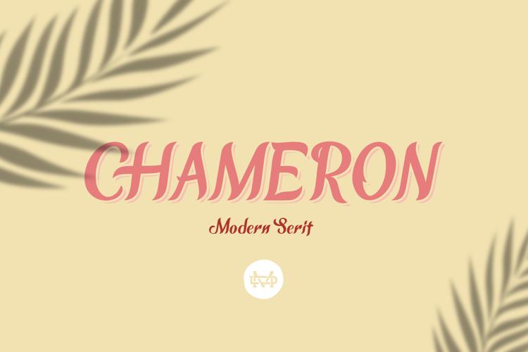 Chameron Font