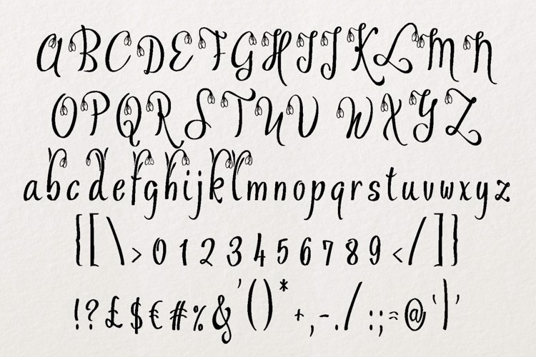 Ofaly Font