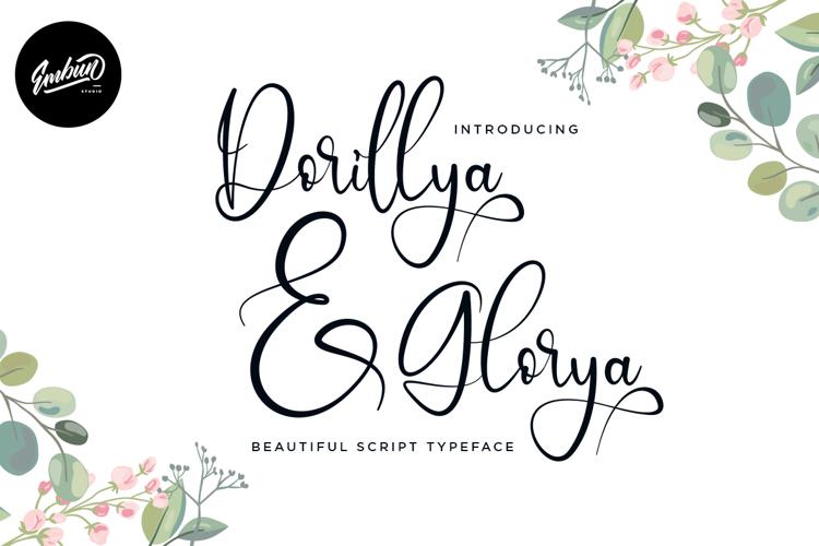 Dorillya Font