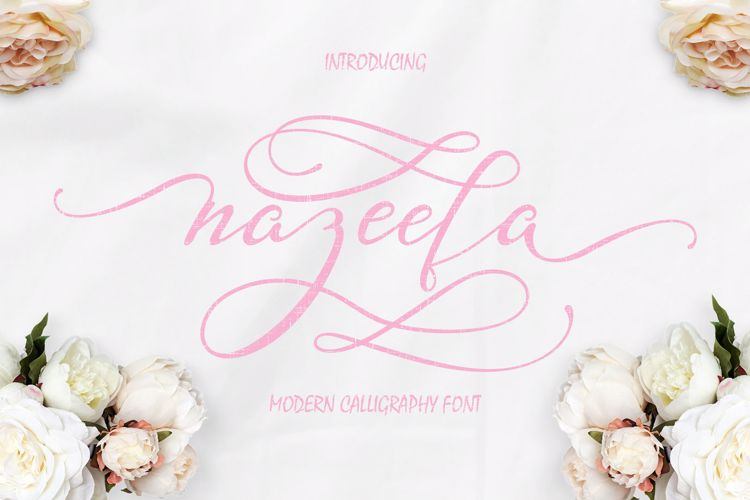 Nazeefa Font