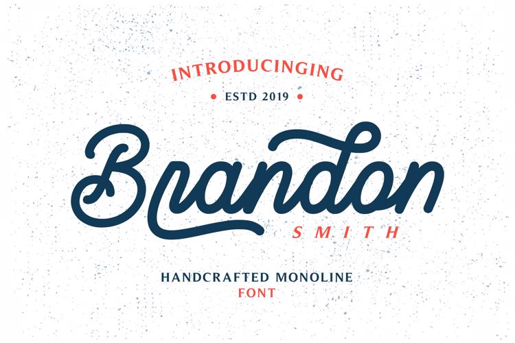 Brandon Smith Font