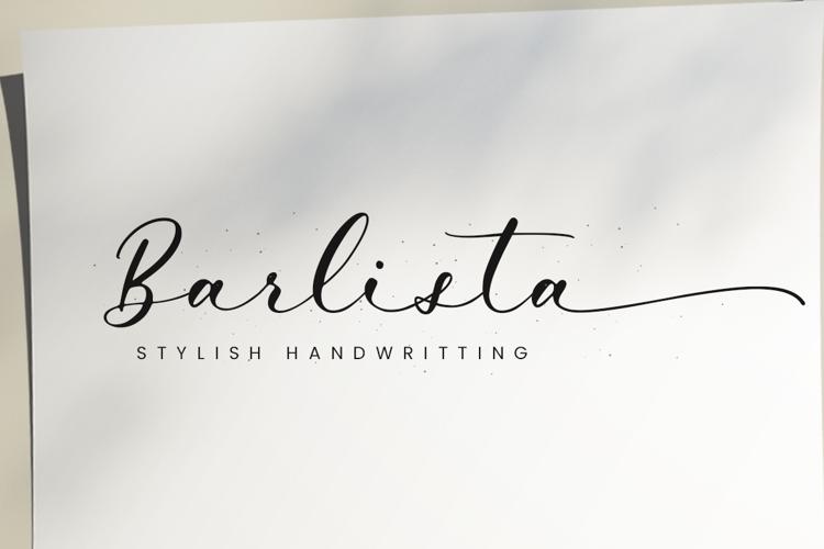Barlista Font