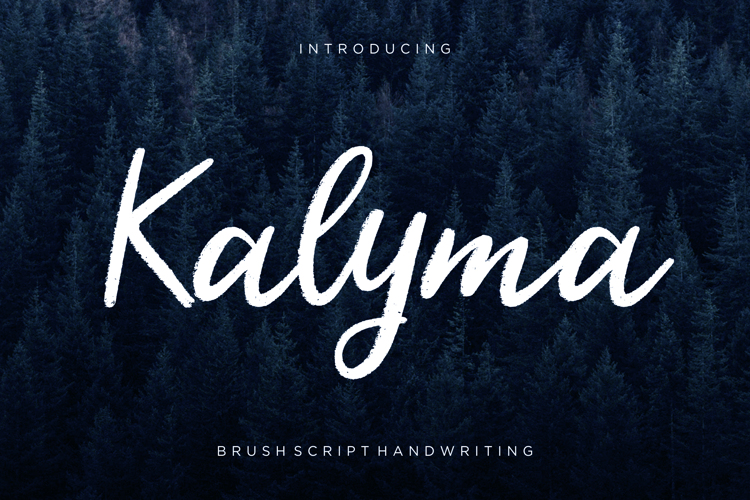 Kalyma Font