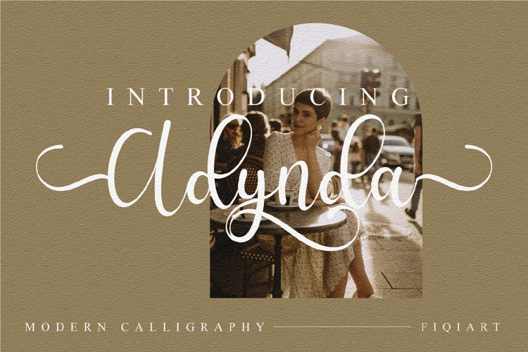 Adynda Font