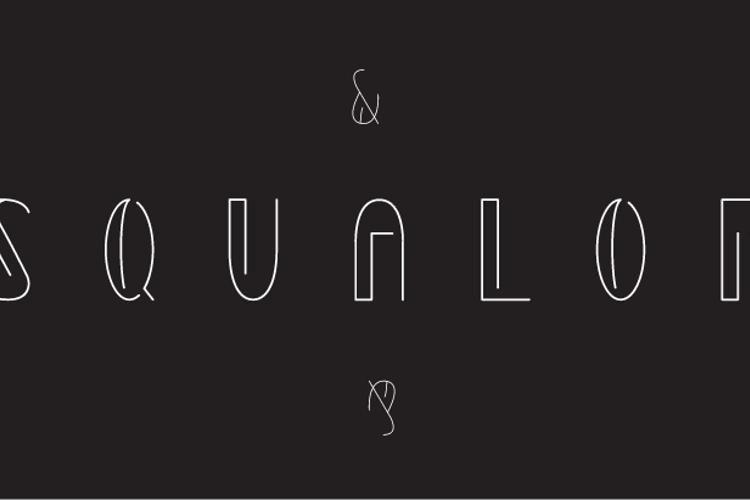 Squalor Font