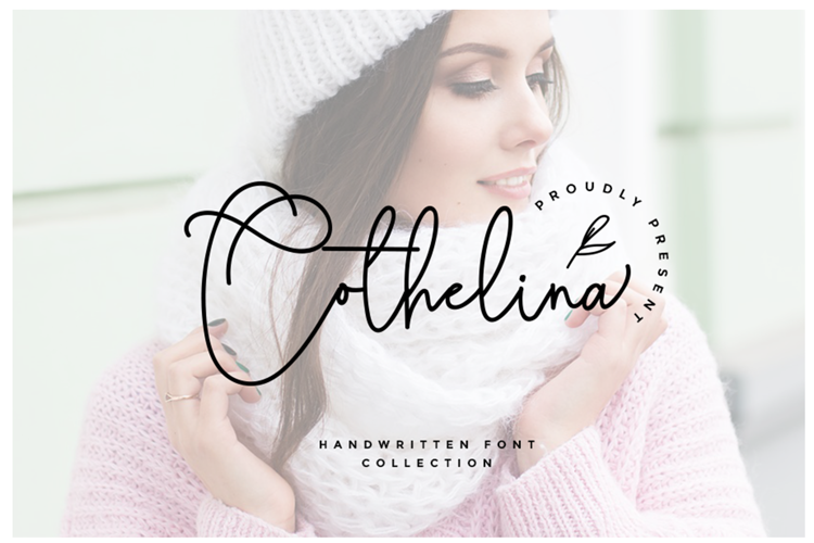 Cothelina Font