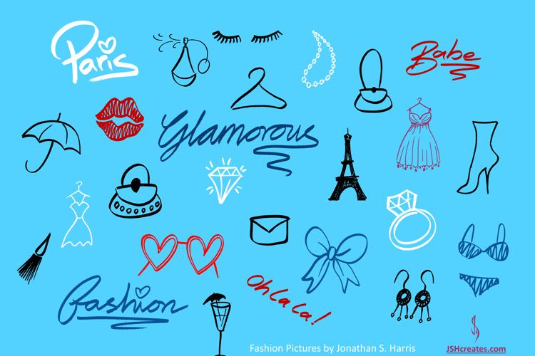 Fashion Pictures Font
