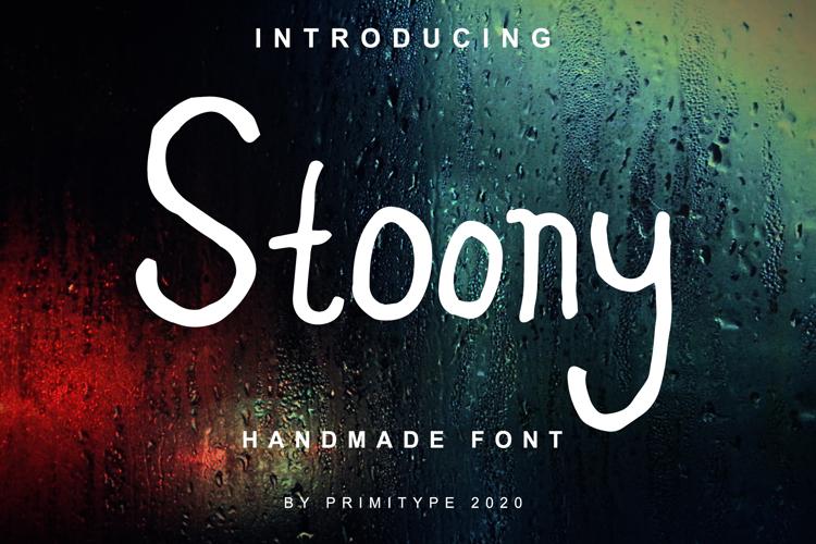 Stoony Font