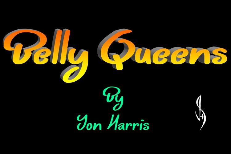 Belly Queens Font