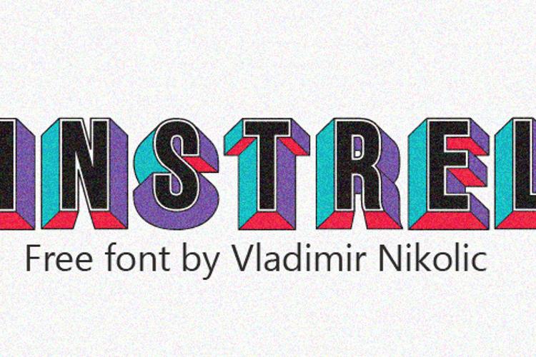 Minstrels Font