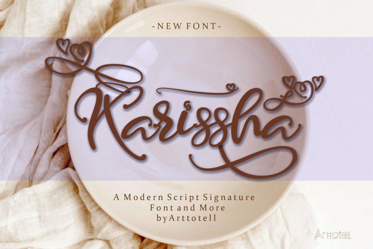 Karissha Font
