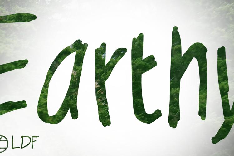 Earthy Font