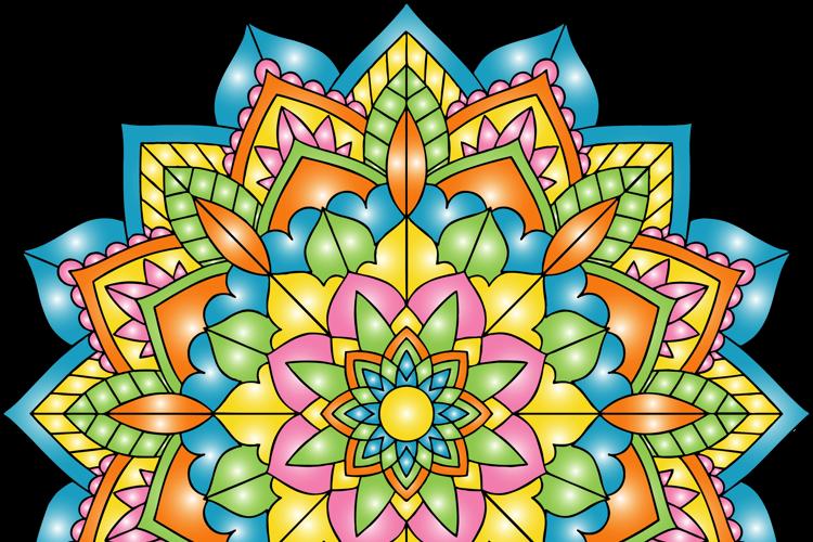 Mandalas Font