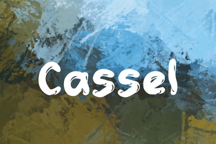 c Cassel Font