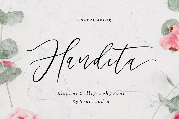 Handita Font
