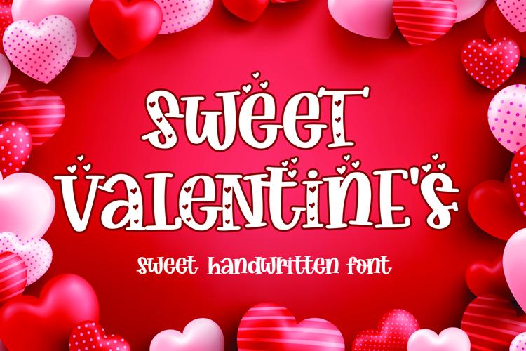 Sweet Valentines Font