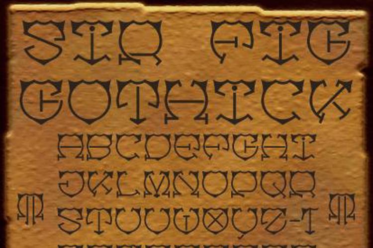 Sir Fig  Font