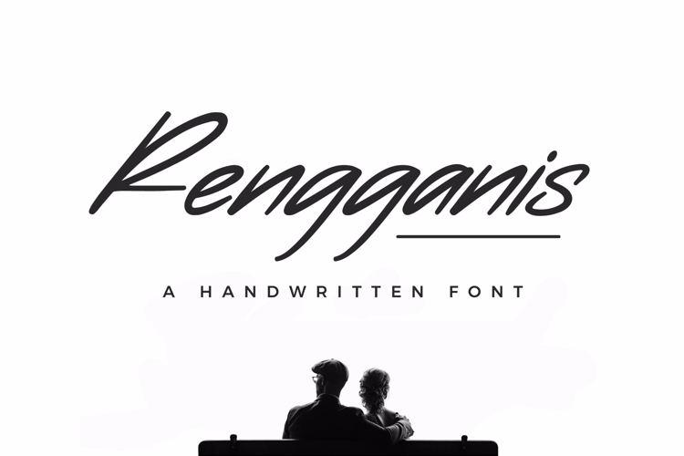 Rengganis Font
