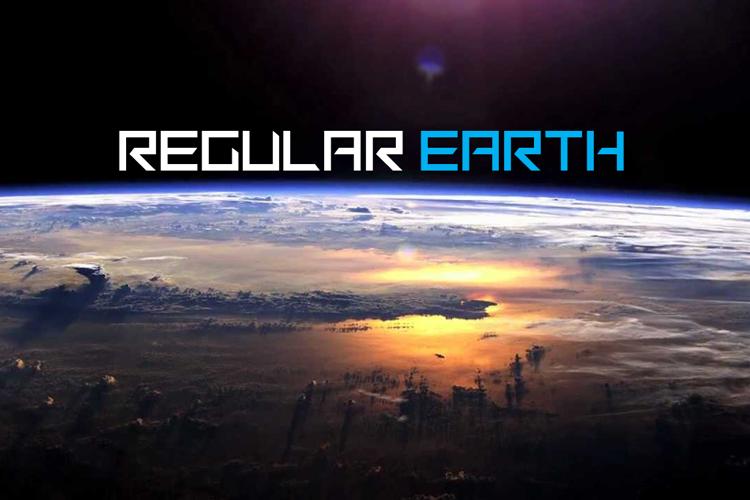 Regular Earth Font