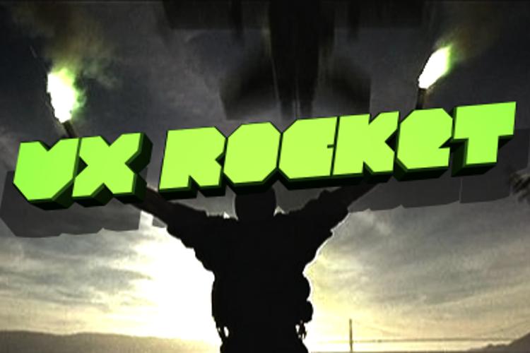 VX Rocket Font