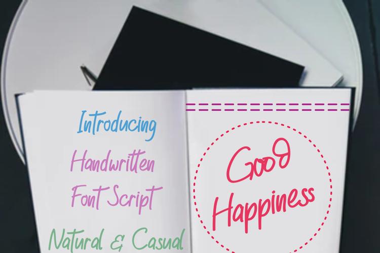 Good Happiness Font