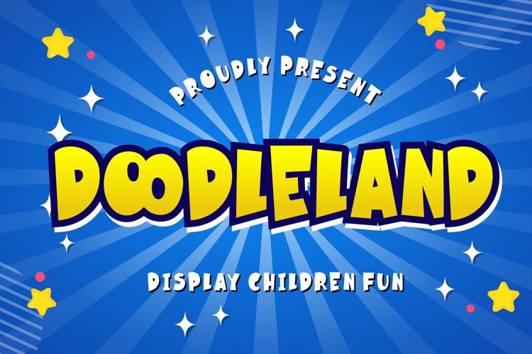 Doodleland Font