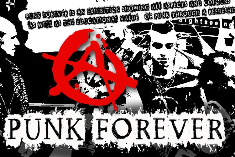 CF Punk Forever Font