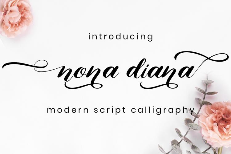 Nona Diana Font
