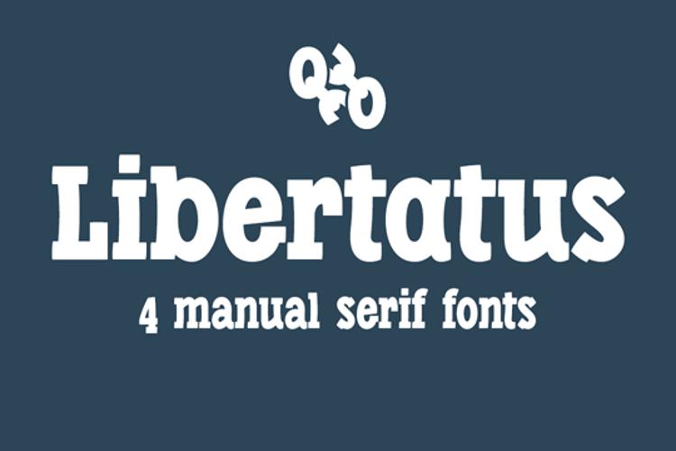 Libertatus Font
