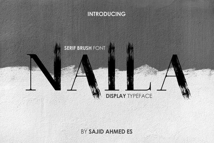 Naila Font