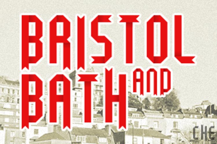 Bristol and Bath Font