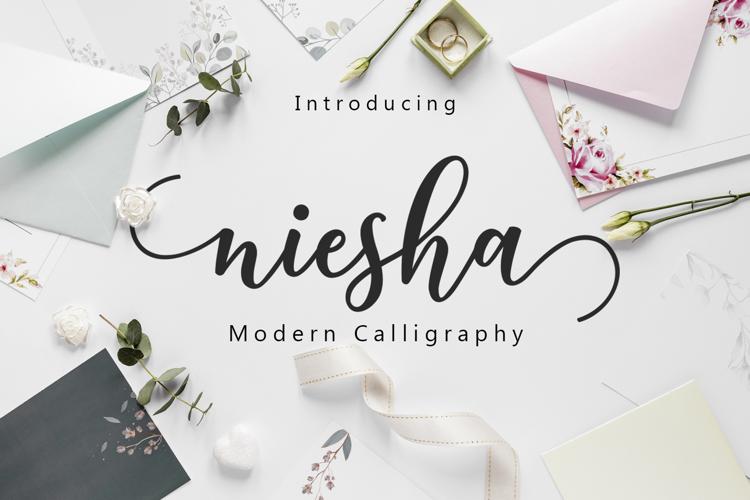 niesha Font
