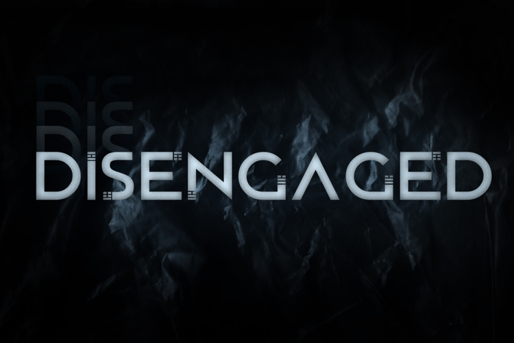 Disengaged Font