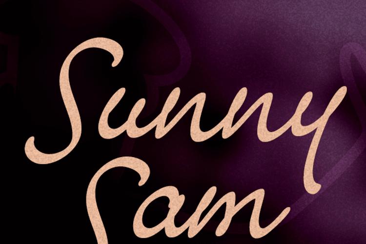 Sunny Sam Font
