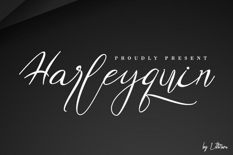 Harleyquin Font